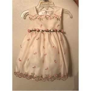 18 Month old Special Occasions girls dress